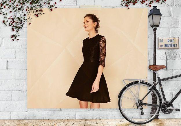 Bon plan ELLE Store : la petite robe noire de l'automne est à -20% !