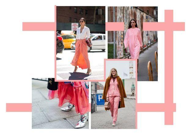 Comment porter la couleur Pantone 2019 sans se louper ?