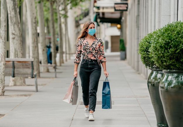 Covid-19 : 69 % des Français songent à faire leur shopping différemment