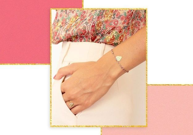 ELLE Store x Poinçon 22 : ce bracelet qui en dit long