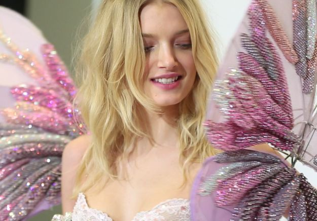 Exclu: découvrez la tenue de Lily Donaldson au Défilé Victoria's Secret