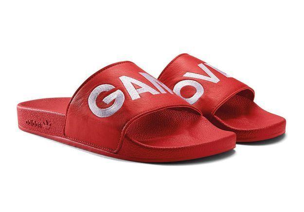 It pièce : les claquettes Adidas à personnaliser