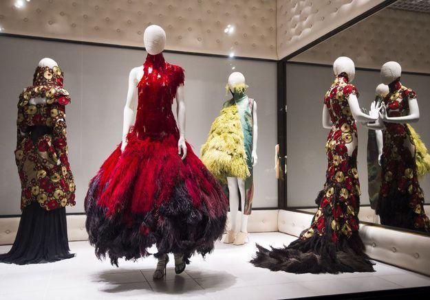 L'instant mode : l'expo McQueen ouverte 24h/24 à Londres