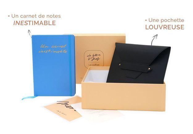 La lettre d'Ines le coffret : découvrez le contenu de la box d'Ines de la Fressange de janvier