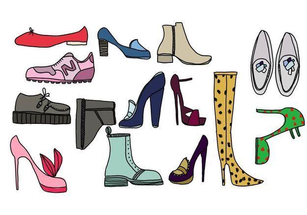 Notre amour pour les chaussures scientifiquement prouvé