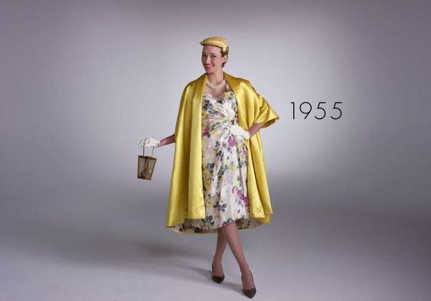#PrêtàLiker : 100 ans de mode américaine retracés en une vidéo