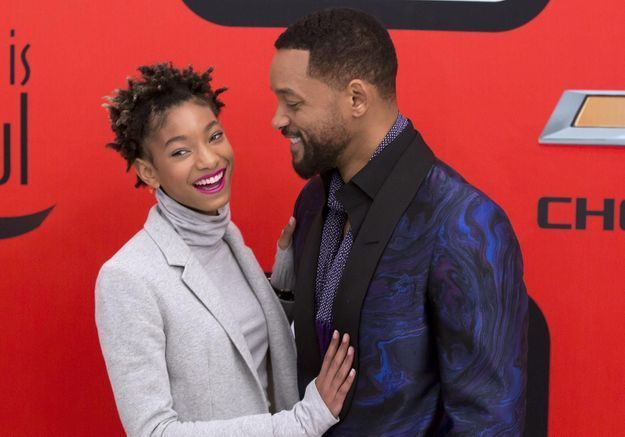 #PrêtàLiker : la fille de Will Smith, Willow, devient égérie de Marc Jacobs