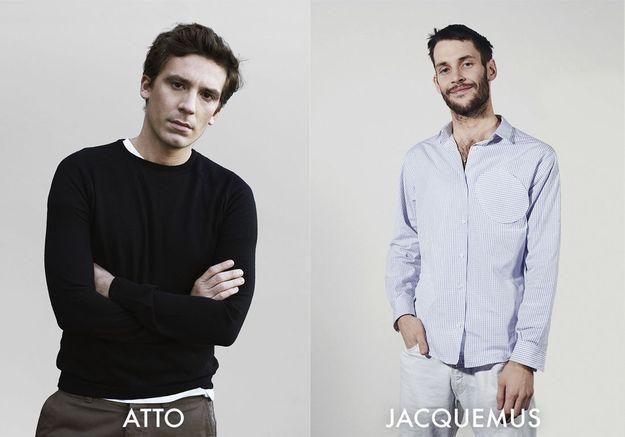 Prix LVMH : Simon Porte Jacquemus et Julien Dosséna finalistes !
