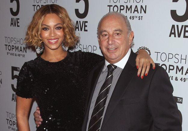Beyoncé : pourquoi elle ne collaborera plus jamais avec Topshop