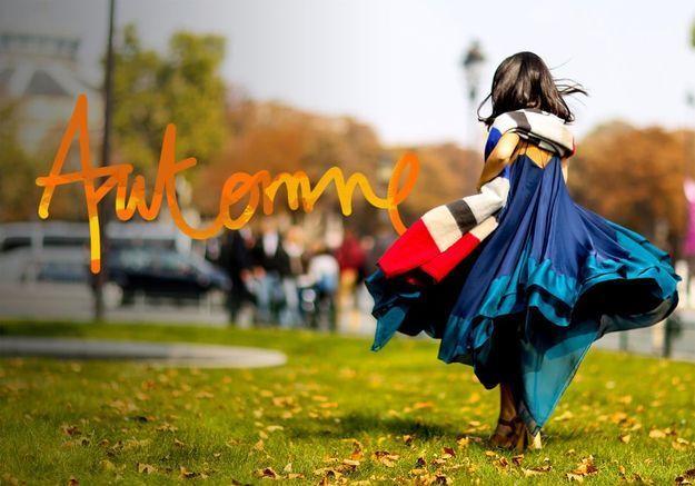 C'est l'automne : faites le plein de bonnes idées