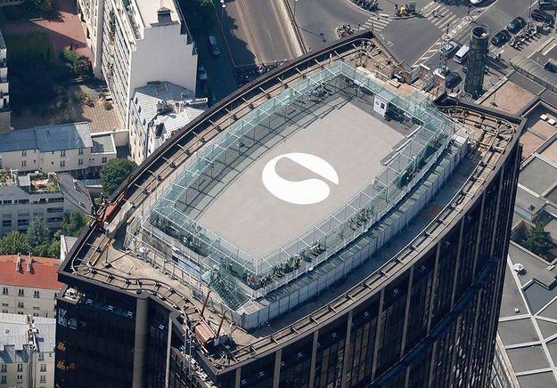 Cette marque française va défiler sur le toit de la Tour Montparnasse