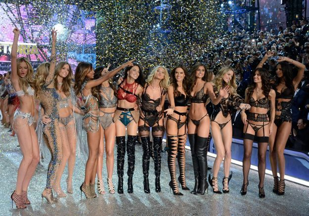 Découvrez les nouveaux anges qui défileront pour Victoria's Secret