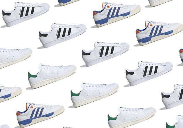#ElleFashionCrush : Adidas x Swarovski, la collection inattendue de la saison