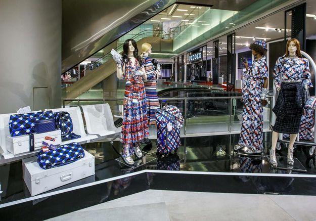 #ELLEFashionSpot : Chanel s'installe à Singapour
