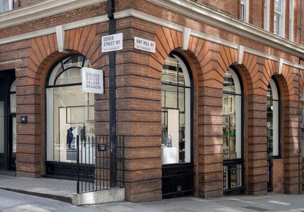 #ELLEFashionSpot : Golden Goose Deluxe Brand s'établit à Londres