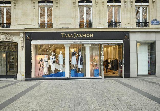 #ELLEFashionSpot : Le flagship Tara Jarmon réouvre ses portes