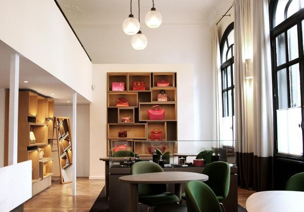 #ELLEFashionSpot : le showroom Collector Square