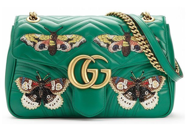 #ELLEFashionSpot : le style star Gucci au Printemps