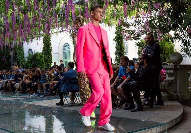 Fashion Week Homme Printemps-été 2019 : on a repéré les plus beaux looks
