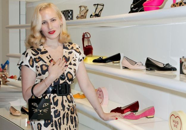 Fashion Week: Suivez le premier défilé Charlotte Olympia en direct à 19h