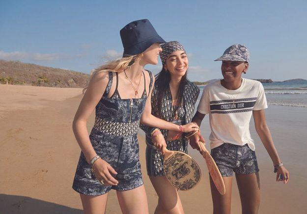 L'instant mode : Dioriviera, la capsule estivale qui nous fait rêver
