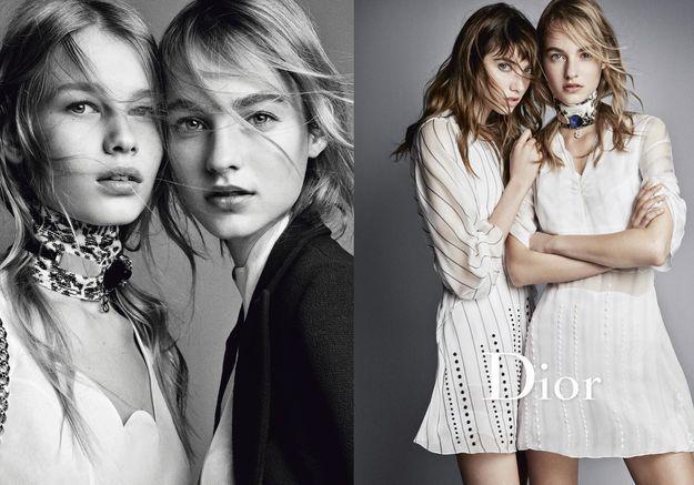 L'instant mode : la campagne poétique de Dior