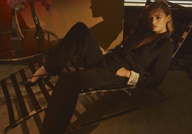 L'instant mode : la capsule de Giorgio Armani pour Net-a-porter