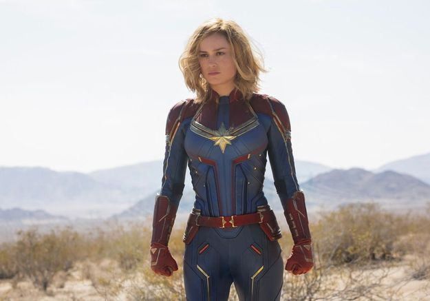 L'instant mode : la veste Captain Marvel