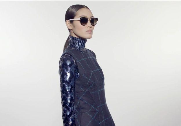 L'instant mode : le rétrofuturisme des lunettes DiorChromic