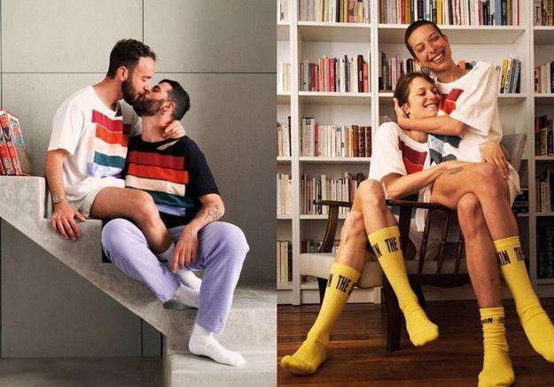 L'instant mode : le tee-shirt Pride unigenre et upcyclé de LGN