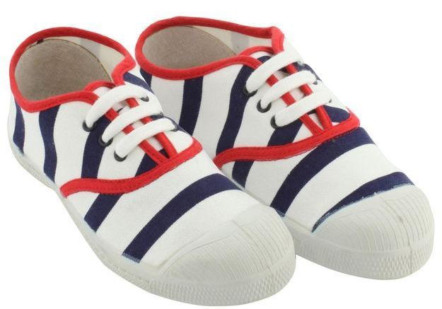 L'instant mode : les baskets Bensimon revisitées par Junior Gaultier