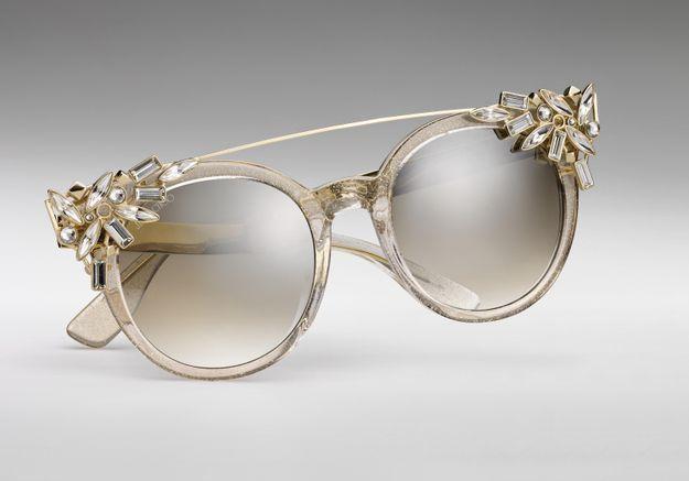e65b88890d546c L instant mode   les lunettes anniversaire de Jimmy Choo - Elle