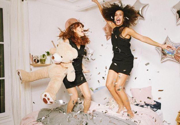 L'instant mode : Let's party avec Showroomprivé