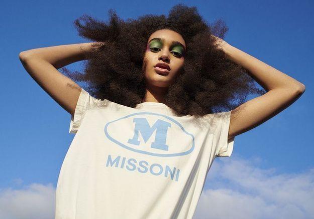 L'instant mode : M Missoni collabore avec Yoox pour une capsule estivale et responsable