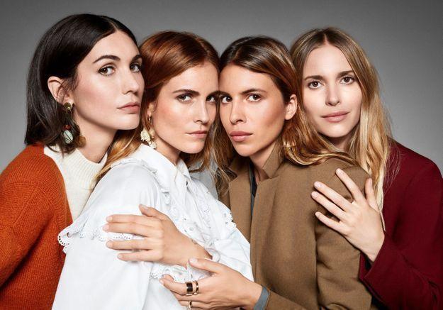 L'instant mode : quatre influenceuses imaginent la collab' Zalando x Mango
