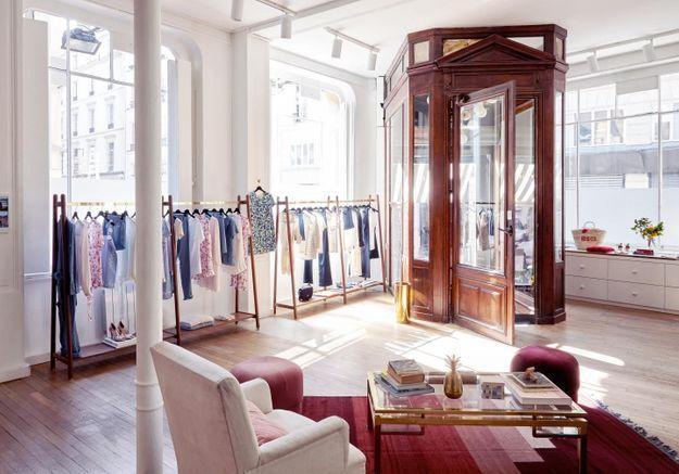 L'instant mode : Sézane rénove son appartement