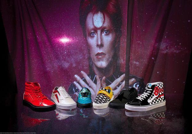 L'instant mode : Vans rend hommage à David Bowie avec style