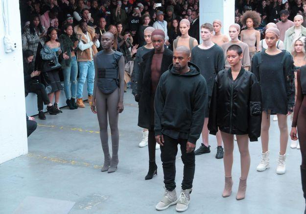 0ceb652107f25 La collection de Kanye West pour Adidas en rupture de stock - Elle