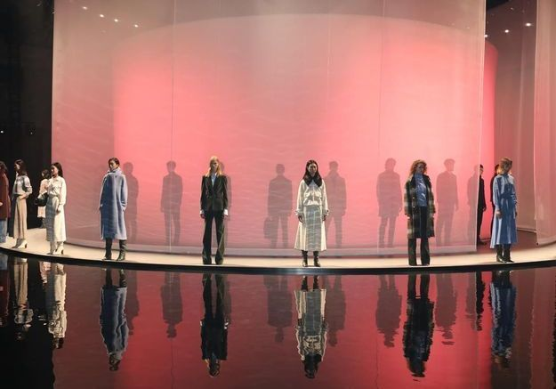 Le défilé Massimo Dutti Edition Limitée Automne-Hiver 18-19 comme si vous y étiez