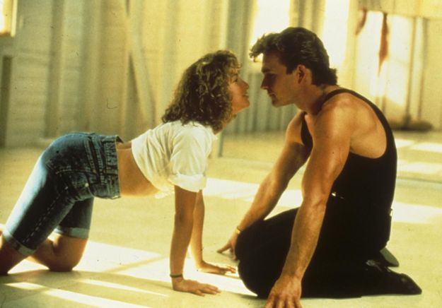 Le look de la semaine : Jennifer Grey dans Dirty Dancing