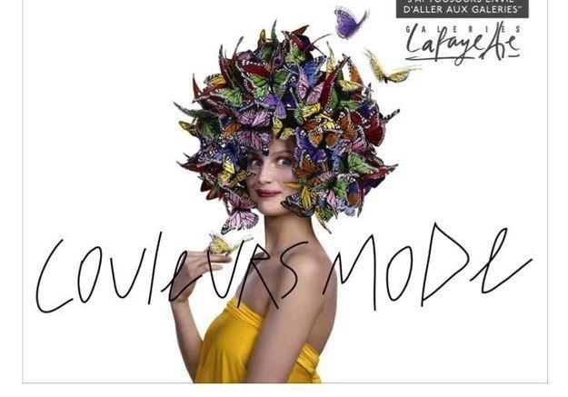 Les plus belles campagnes de pub de Jean-Paul Goude pour les Galeries Lafayette