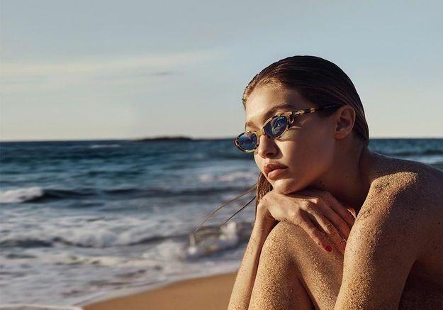 Lunettes de soleil : 3 raisons de succomber à la collection Gigi Hadid pour Vogue Eyewear