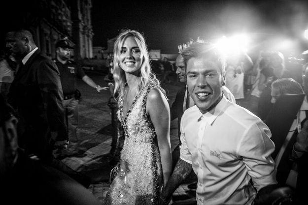 Photos - Mariage de Chiara Ferragni et Fedez : une ribambelle de robes sublimes pour des noces glamourissimes