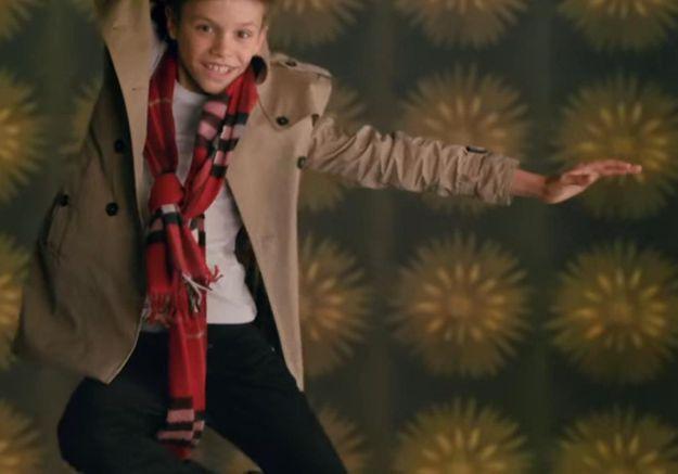 #PrêtàLiker : découvrez Romeo Beckham et Elton John dans une vidéo pour Burberry