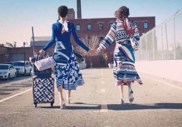 #PrêtàLiker : Lineisy Montero et Mica Arganaraz voyagent pour Chanel
