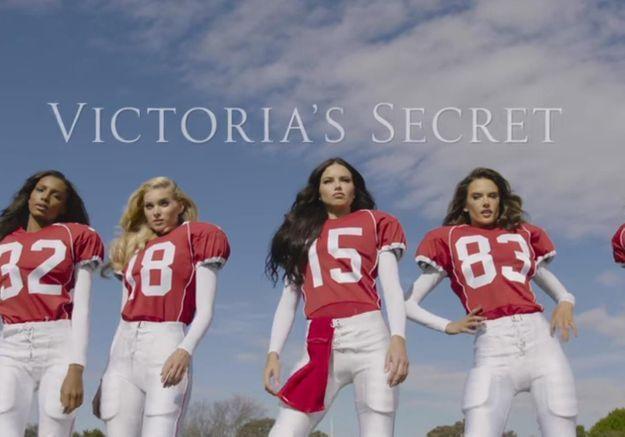 #PrêtàLiker : Victoria's Secret célèbre le Super Bowl et la Saint-Valentin dans un spot drôle et sexy
