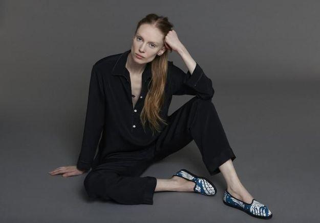 Push mode : le chic confortable de Raphaëlla Riboud