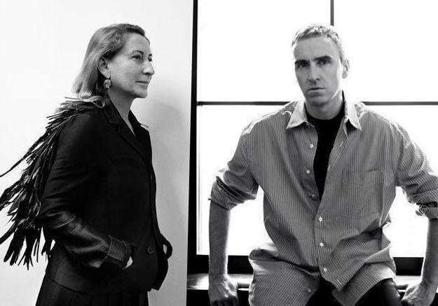 Raf Simons rejoint Prada : Pourquoi c'est un événement