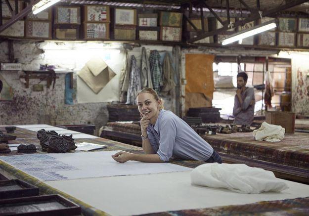 Rencontre avec Gabriella Cortese, fondatrice de la marque Antik Batik