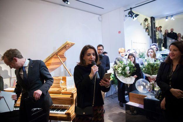 """Concours """"ELLE Fashion Lab' avec Jaguar"""" : la remise des prix"""